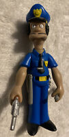 OFFICER LOU SIMPSONS PLAYMATES 2001 WORLD OF SPRINGFIELD INTERACTIVE FIGURE Toy