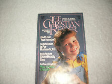 cool magazine:Christian Reader Digest of the Best in Christian Reading-Sept 1987