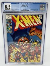 X-Men #51 CGC 8.5 VF+ First Appearance Eric The Red