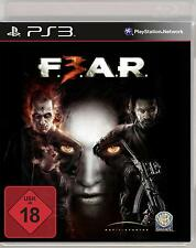 F.E.A.R. 3-FSK 18/playstation 3 ps3