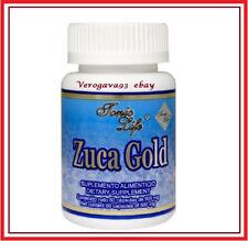 Zuca Gold (Tonic Life) Regular los niveles de glucosa Boca amarga