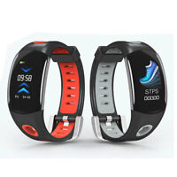 Smart Watch Band Dynamic UI Fitness Tracker Bracelet Sleep Heart Rate Monitor