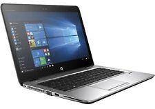 "HP ELITEBOOK 745 G4 14"" FHD AMD PRO A10-8730B  8GB RAM 256GB SSD WIN 10 SILVER"