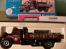 1/50 CORGI IRON CITY BEER Diamond t620 DROPSIDE WITH barils USA 52901
