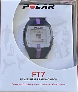 POLAR FT7 Heart Rate Monitor Color Blue/Lilac