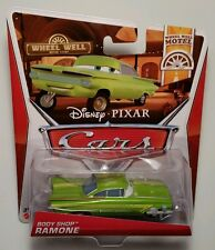 Disney Pixar Cars • Body Shop Ramone • 2013 Wheel Well Motel Cardback