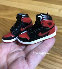 """1/6 Sneakers Basketball Sport Shoes HOLLOW For 12"""" MALE Action Figure"""