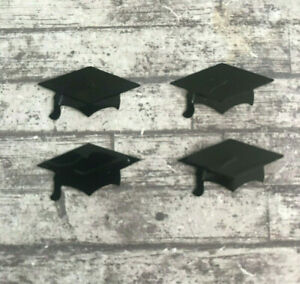 Graduation Party Decorations Confetti Grad Sprinkles Table Mortar Boards Caps UK