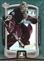 2005-06 Upper Deck Rookie Update Hockey Cards 1-100 Pick From List