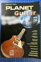 Hans Dieter Tietgen Planet Guitar Leu Verlag 1996 mit CD H-314
