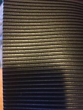 "$19.99 36""x 36""RIBBED RUBBER SLUICE  MATTING - Clean-up Gold  Concentrate"
