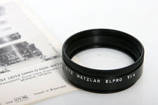 Leitz Leica Series VIa Elpro Close Up Lens