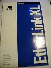 3com EtherLink XL User Guide