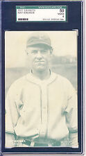 1927 Exhibit,Kremer,Pittsburgh Pirates,SGC50,1 Higher