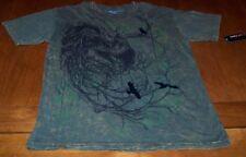 TONY HAWK SKATE BOARDING CROW T-Shirt MEDIUM NEW w/ tag