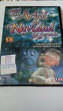 """DVD """"EL ARBOL DE LA NAVIDAD LA LEYENDA"""" PRECINTADO SEALED"""