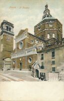 PAVIA – Il Duomo Cathedral – Italy – udb (pre 1908)