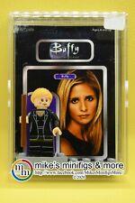 Buffy the Vampire Slayer: BUFFY SUMMERS Custom Carded Minifigure Display