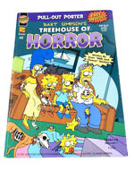 The Simpsons Bart Simpson's Tree House Of Horror Comic - Australian Edition 2007