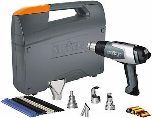 Steinel 34859 Heat Gun Kit, 25th Anniversary Edition