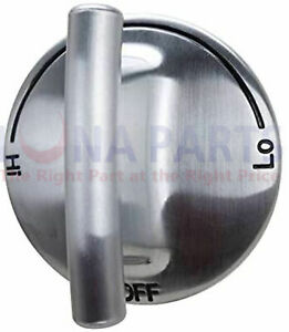 For KitchenAid Oven Range Stove Cooktop Burner Control Knob # LA5051106PAKA870