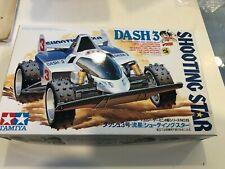 1989 Tamiya Dash 3 Shooting Star 1/32 Racing Mini, box only, no car
