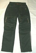 Hein Gericke  Womens Motorcycle Jeans Sheltex Hiprotec in Black Size 12 UK / 38