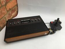 ATARI 2600 WOODY  GAMES CONSOLE (CONSOLE ONLY) Tested Working