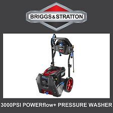 Briggs and Stratton 3000PSI Petrol Pressure Washer, 18.9 Litres per minute