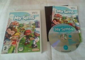 My Sims Wii Game (Nintendo Wii, 2007)