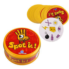 For Spot It Find It Board Funny Card Game For Children Gathering Party