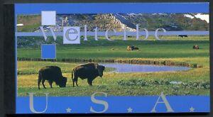 Naciones Unidas York 2003 Carnet Patrimonio Mond. Nuevo Catálogo y & T 916/921