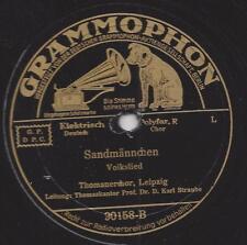 Thomaner choeur Leipzig avec le professeur Karl straube chante Johannes Brahms: dans silencieux