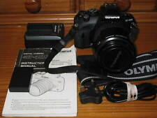 Olympus E-420 with 14-45mm lens.