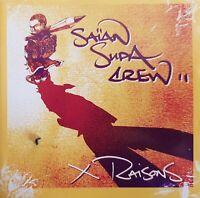 CD SAÏAN SUPA CREW X RAISONS Ref 3475