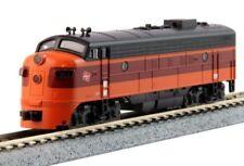 KATO (N-Scale) #176-2301 FP7A Milwaukee Road Olympian Hiawatha Locomotive #95C