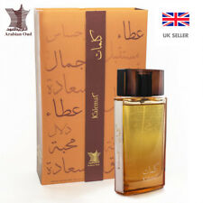 Arabian Oud KALEMAT 100ml Unisex perfume Spray Eaude toilette Designer fragrance