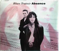"BLUES TROTTOIR - CD SINGLE PROMO 2 TITRES ""ABSENCE"""