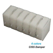 For CANON HP CISS Continuous Ink Supply System Damper Valve Ink Flow Dampers 6C