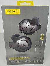 Jabra Elite 65t True Enabled  Wireless Earbuds - Black