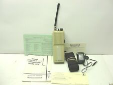 Ray Jefferson Jetronic Industries Model 878 Hand Held Vhf/Fm Marine Radio