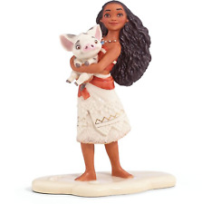 Lenox Disney Moana and Pet Pua Figurine 2017