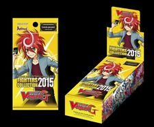 1x  Fighters Collection 2017: Booster Box New Sealed Product - Cardfight!! Vangu