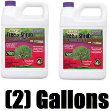 (2) Bonide # 611 Gallon Annual Tree & Shrub Liquid Systemic Insect Control