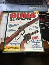 2001 Guns Illustrated 33rd Edition