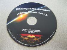 The Boneyard Pdf Library.com Cd Wurlitzer Jukeboxes