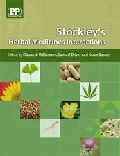 Stockley's Herbal Medicines Interactions