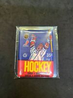 1986 87 O-Pee-Chee • Hockey Wax Pack • Roy RC? • BBCE Authentic • OPC Wax Pack