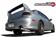 GReddy Revolution RS Exhaust System for 03-08 Lancer EVO Evolution CT9A 4G63
