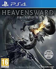 Final Fantasy XIV Ff14 Heavensward Ps4 Playstation 4 Square Enix